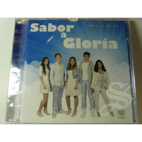 CD SABOR A GLORIA