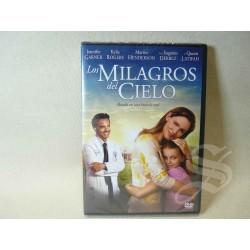 DVD LOS MILAGROS DEL CIELO