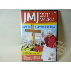 DVD JMJ 2011 MADRID
