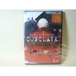 DVD CONCLAVE COMO SE ELIGE A UN PAPA