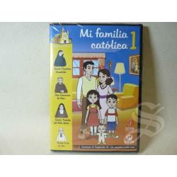 DVD MI FAMILIA CATOLICA