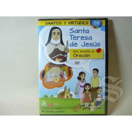 DVD SANTA TERESA DE JESUS