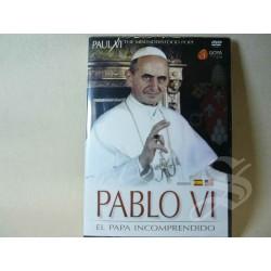DVD PABLO VI. EL PAPA INCOMPRENDIDO