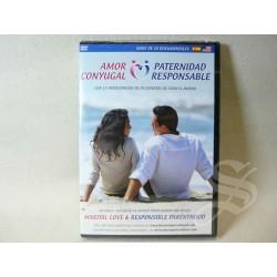 DVD AMOR CONYUGAL PATERNIDAD RESPONSABLE