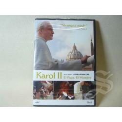 DVD KAROL II EL PAPA EL HOMBRE