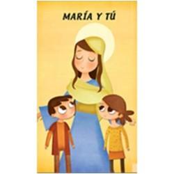 MARIA Y TU LIBRETO ESPIRAL