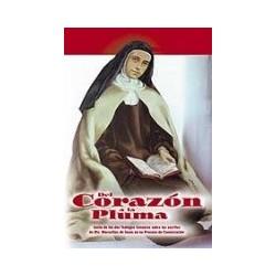 DEL CORAZON A LA PLUMA. M. MARAVILLAS DE JESUS. JUICIO DE LOS DOS TEOLOGOS CENSORES SOBRE LOS ESCRITOS DE BEATA MARAVILLAS DE JE