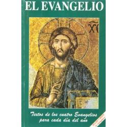 EL EVANGELIO: TEXTOS DE LOS CUATRO EVANGELIOS PARA CADA DIA DEL AÑO