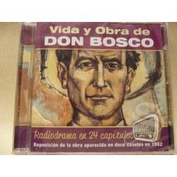 CD VIDA Y OBRA DE DON BOSCO