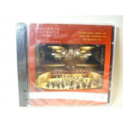 CD JMJ 2011 ORQUESTA SINFONICA Y CORO JMJ