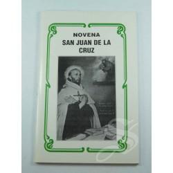 NOVENA SAN JUAN DE LA CRUZ