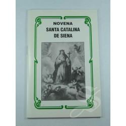 NOVENA SANTA CATALINA DE SIENA