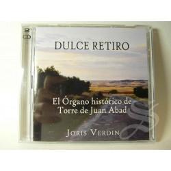 CD DULCE RETIRO EL ORGANO HISTORICO DE TORRE DE JUAN ABAD