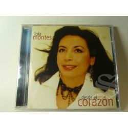 DESDE EL CORAZON-LOLA MONTES-CD-DESCLEE