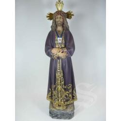 JESUS DE MEDINACELI 40CM. 2ª PASTA DE MADERA