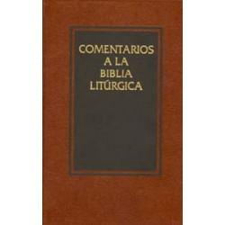 COMENTARIOS A LA BIBLIA LITURGICA. IV