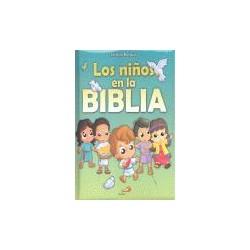 LOS NIÑOS EN LA BIBLIA. HISTORIAS BIBLICAS PARA NIÑOS