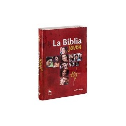 LA BIBLIA JOVEN [ENCUADERNACION PLASTICO FLEXIBLE]