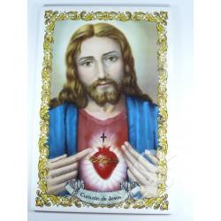 AZULEJO CORAZON DE JESUS 20 * 30 INTERIOR O INTEMPERIE