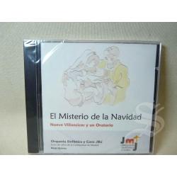 CD EL MISTERIO DE LA NAVIDAD ORQUESTA SINFONICA Y CORO JMJ